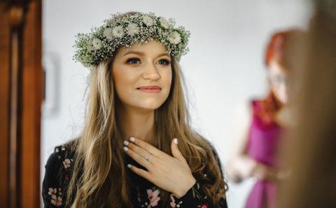 Fotograf Jabłonka przygotowania ślubne 86