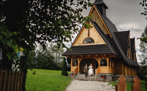 Fotograf Nowy Targ na ceremonii ślubnej 33