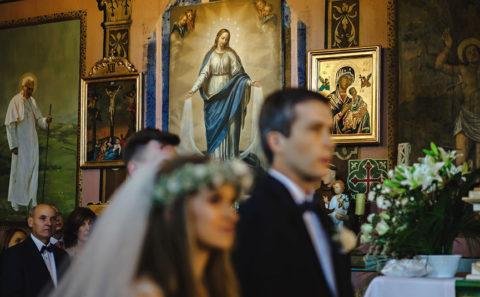 Fotograf Zakopane podczas ceremoni ślubnej 031