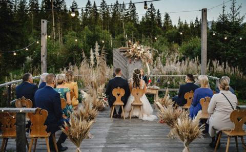 Fotografia Jablonka podczas ślubu 014