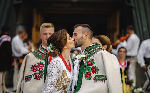 Fotografia Jablonka podczas ślubu 015