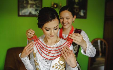 Fotografia z przygotowań ślubnych w Zakopanym 53