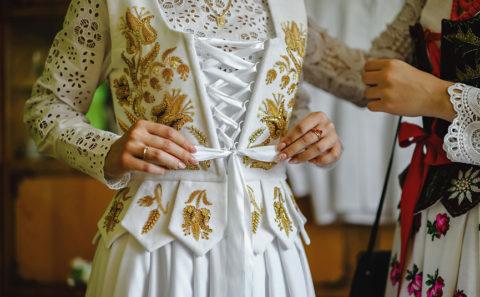 Fotografia z przygotowań ślubnych w Zakopanym 55