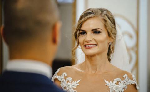 Fotografia weselna z ceremonii ślubnej 018