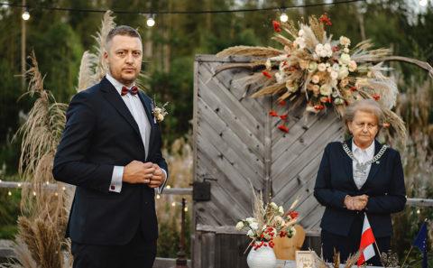 Fotografia weselna z ceremonii ślubnej 019