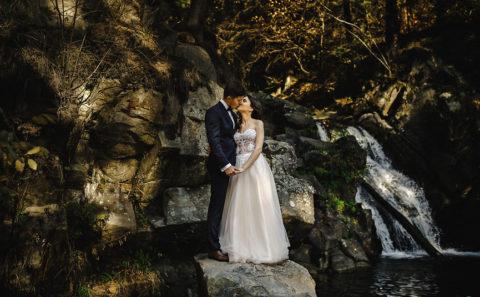 Romantyczny plener ślubny w górach 100