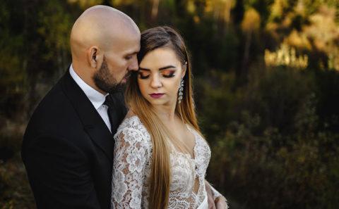 Romantyczny plener ślubny w górach 101