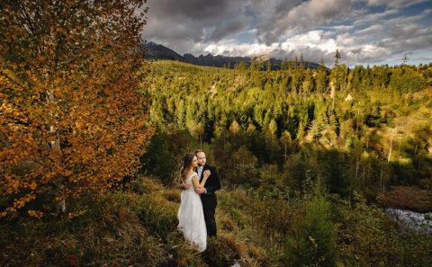 Wyjątkowy plener ślubny w Tatrach 071