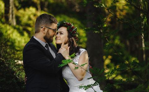 Wyjątkowy plener ślubny w Tatrach 072