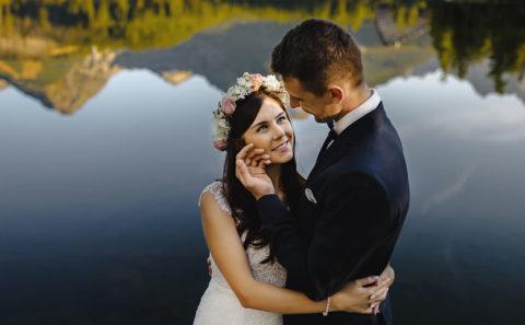 Wyjątkowy plener ślubny w Tatrach 074