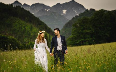 Plener ślubny w górach 025