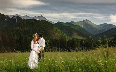 Plener ślubny w górach 026