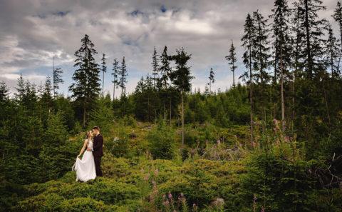 Wyjątkowa sesja ślubna w górach 122