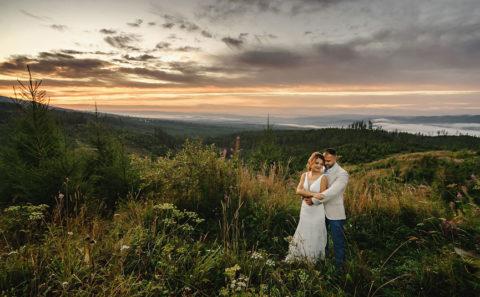 Wyjątkowa sesja ślubna w górach 125