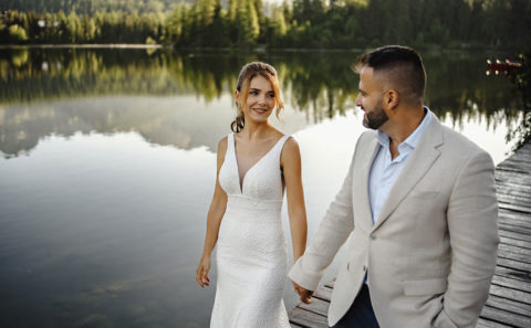 Wyjątkowa sesja ślubna w górach 127