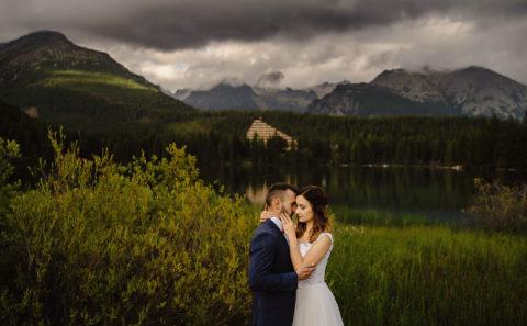 Wyjątkowa sesja ślubna w górach 130