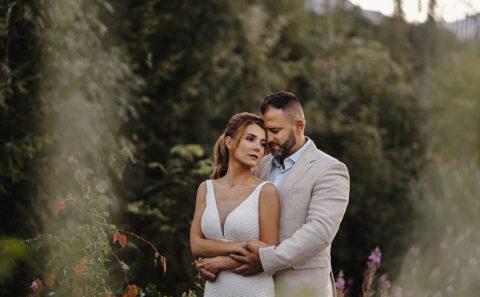 Wyjątkowa sesja ślubna w górach 131