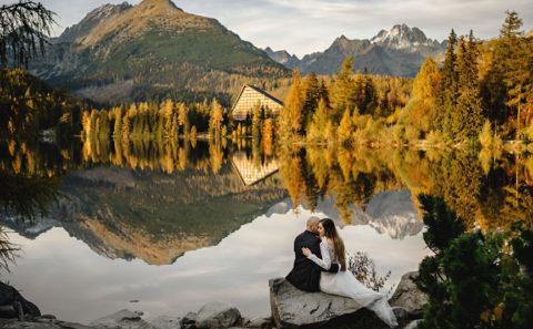 Romantyczna sesja ślubna w Tatrach 139