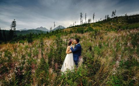 Romantyczna sesja ślubna w Tatrach 140