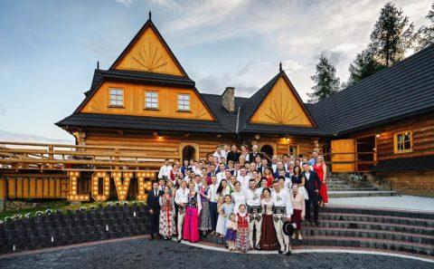 Romantyczne zdjęcia weselne Podhale 129