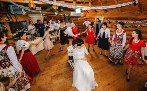 Romantyczne zdjęcia weselne Podhale 132